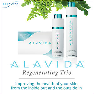 HOME. Alavida Lifewave Breakthrough Skin Care